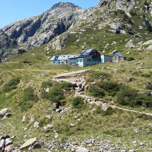 Location Ax Les Thermes - Refuge En Beys