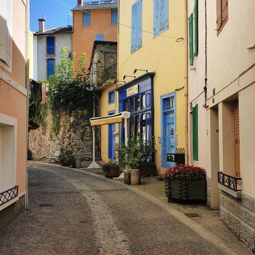 Location gite Ax Les Thermes - Rue