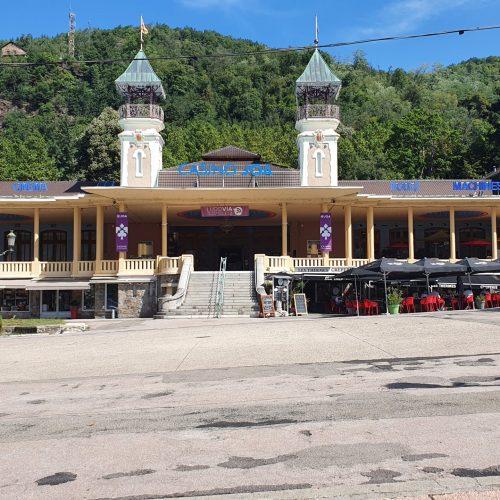 Location gite spacieux Ax Les Thermes - Le Casino