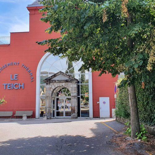 Location gite spacieux Ax Les Thermes - Thermes du Teich