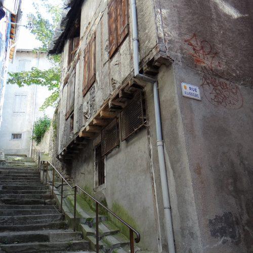 Location Ax-Les-Thermes - Le village d'Ax